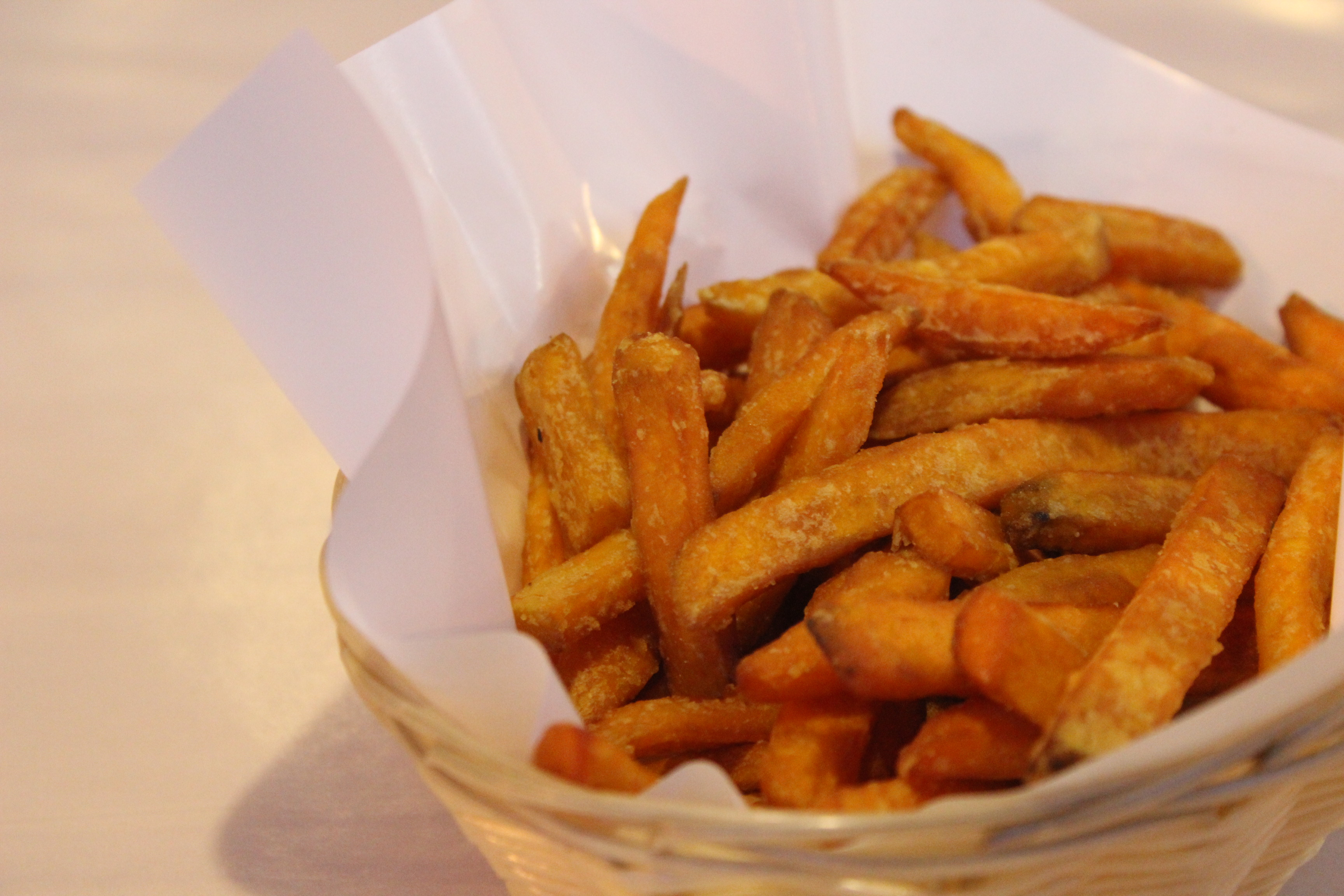 sweet potato fries oven baked sweet potato fries rosemary garlic sweet ...