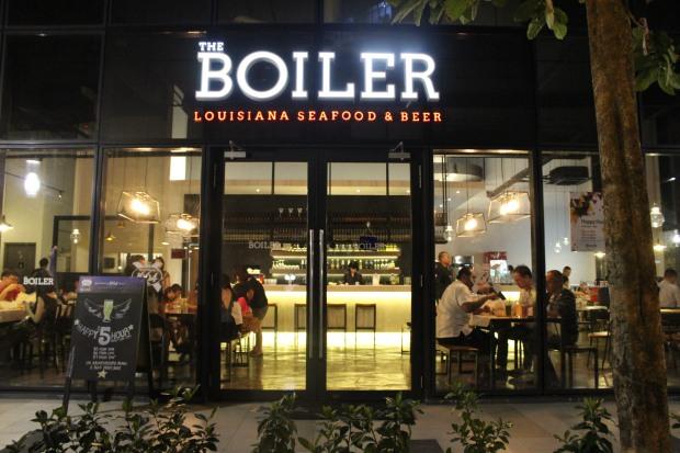 The Boiler