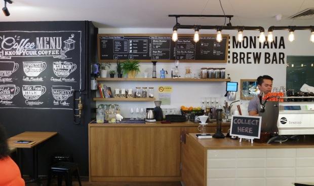 Montana Brew Bar