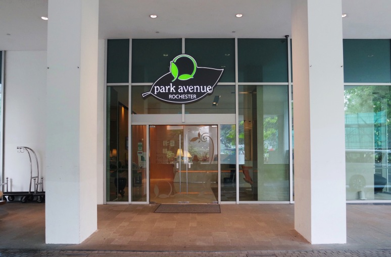 Hotel Review A Pampering Staycation With Park Avenue