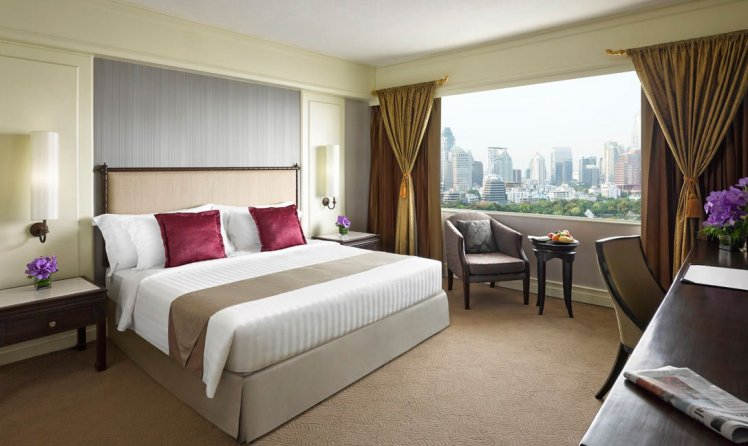Dusit Thani Bangkok Hotel_Superior Room